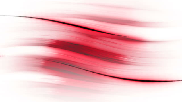 red streaks background loop - squiggle line stock videos and b-roll footage