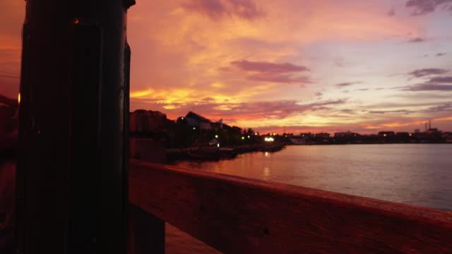 Red Sunset Jakarta