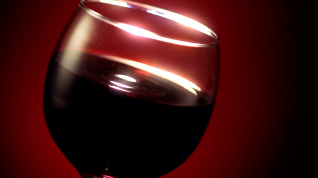 red wine glass drop ripple - splashing droplet stock videos and b-roll footage