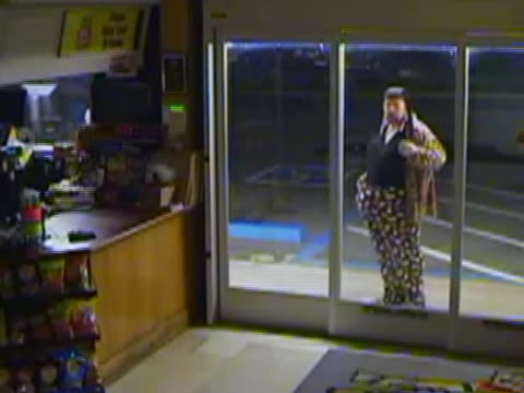 Redding California police are looking for a man who attempted to rob a convenience store but was too dumb to carry out the dastardly deed Watch as he...