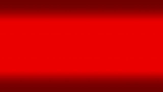 Red-Orange Pulsating Pattern