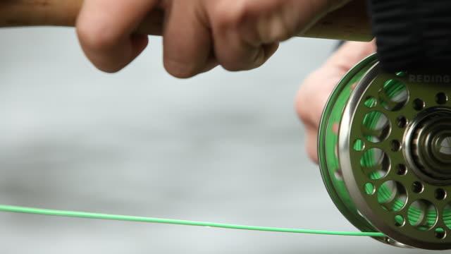 Reel of a fishing rod