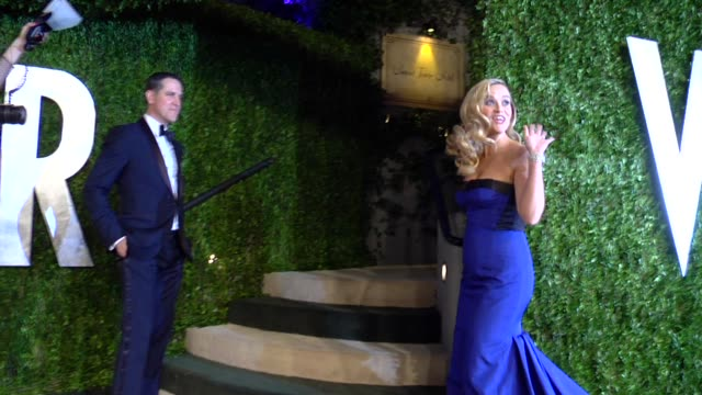 Reese Witherspoon at The 2013 Vanity Fair Oscar Party Hosted By Graydon Carter Reese Witherspoon at The 2013 Vanity Fair Oscar at Sunset Tower on...