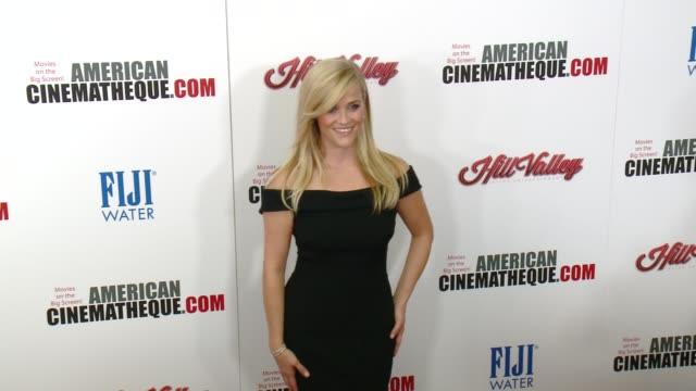 reese witherspoon at the 29th annual american cinematheque award presented to reese witherspoon at the hyatt regency century plaza on october 30 2015... - american cinematheque stock videos & royalty-free footage