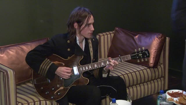 reeve carney at the 5th annual black eyed peas peapod foundation benefit concert at los angeles ca - benefit concert stock videos & royalty-free footage