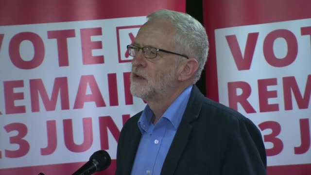 jeremy corbyn speech jeremy corbyn mp speech sot thanks those who have fought for hillsborough justice thanks young people who have come forward more... - avoidance stock videos & royalty-free footage