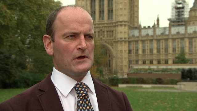 Northern Future Forum / David Cameron makes case for staying in Westminster EXT Douglas Carswell MP interview SOT No one on our side of this debate...