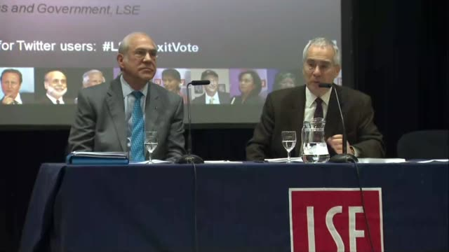 oecd press conference lord stern press conference sot dr tom sampson speech sot - oeec video stock e b–roll