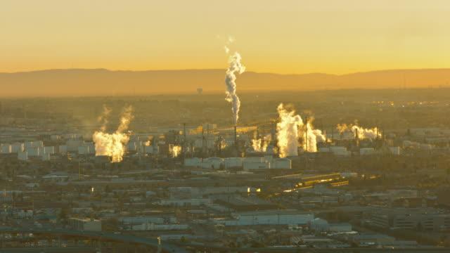 Refinery in El Paso Texas