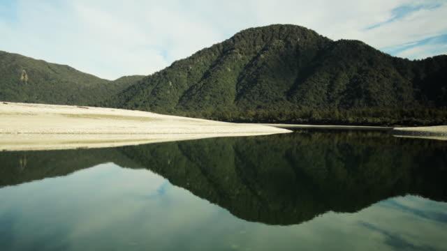 Reflected estuary
