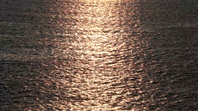 reflection of the sun on water - plusphoto stock videos & royalty-free footage
