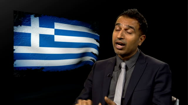 Reform proposals approved by Eurozone finance ministers ENGLAND London INT Sony Kapoor interview SOT