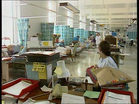 NHS reforms GV Hospital ward PAN RL