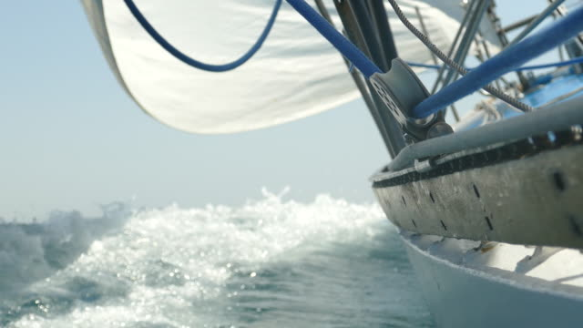 regatta - rigging nautical stock videos & royalty-free footage