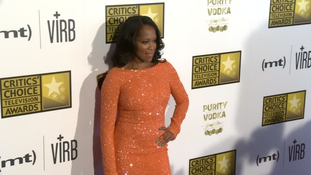 Regina King at Broadcast Television Journalists Association's 3rd Annual Critics' Choice Television Awards on 6/10/2013 in Beverly Hills CA