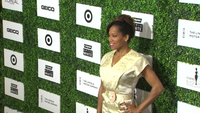 regina king at the 7th annual essence black women in hollywood luncheon at beverly hills hotel on february 27 2014 in beverly hills california - regina king stock videos and b-roll footage