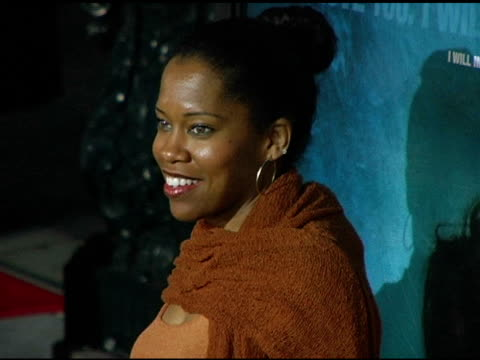 regina king at the 'crash' los angeles premiere on april 26 2005 - regina king stock videos and b-roll footage