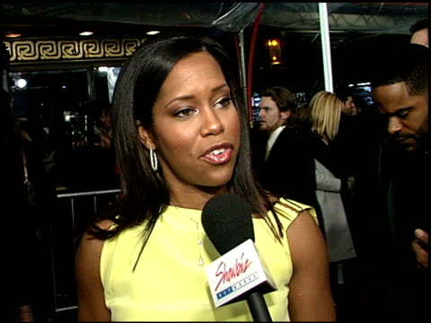 regina king at the 'down to earth' premiere at grauman's chinese theatre in hollywood california on february 12 2001 - regina king stock videos and b-roll footage