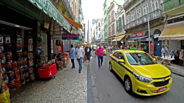 SAARA region in Rio de Janeiro