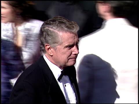 regis philbin at the 1999 emmy awards at the shrine auditorium in los angeles california on september 12 1999 - regis philbin stock videos and b-roll footage
