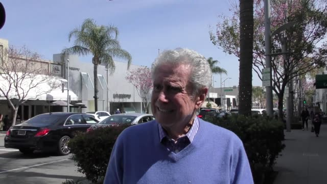 interview regis philbin discusses baseball after lunch with a friend in beverly hills at celebrity sightings in los angeles on march 30 2018 in los... - regis philbin stock videos and b-roll footage