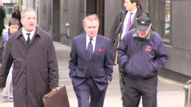 regis philbin on november 14 2011 in new york new york - regis philbin stock videos and b-roll footage