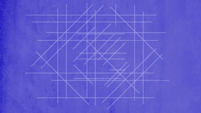 Registered R drawn on blueprint