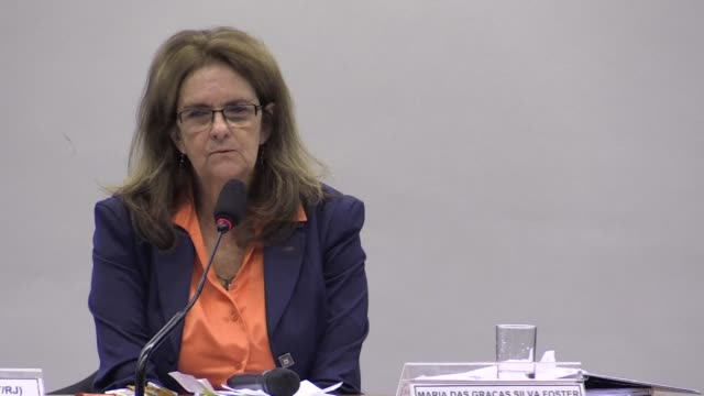 regular audits of petrobras gave no hint of the massive corruption scandal now engulfing the brazilian state oil giant its former chair said thursday - thursday stock videos and b-roll footage