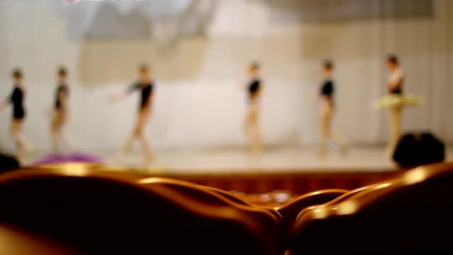 Prova generale della danza