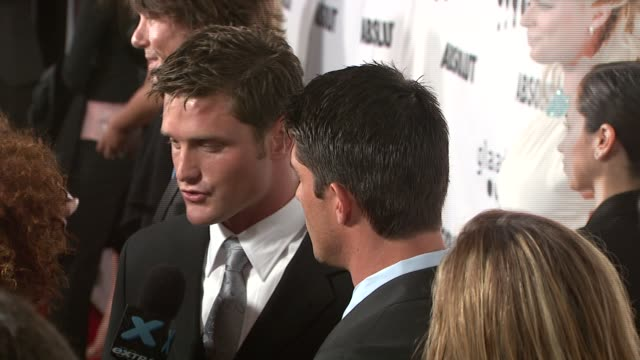 reichen lemkuhl and guest at the 18th annual glaad media awards at the kodak theatre in hollywood california on april 14 2007 - reichen lehmkuhl stock videos & royalty-free footage