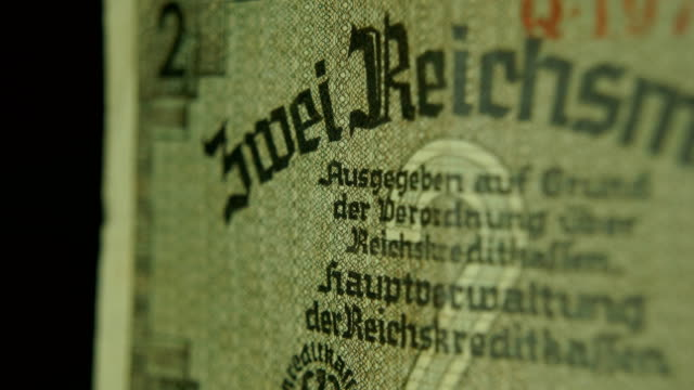 Reichsmark (paper money bill)