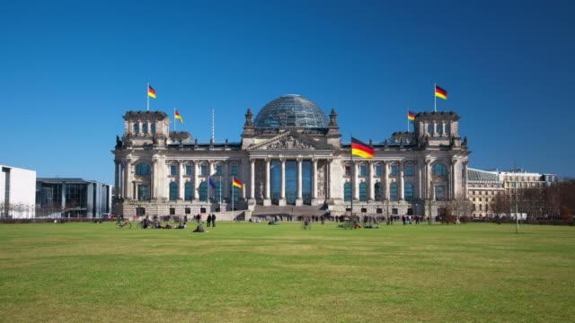 ZEITRAFFER: Reichstag