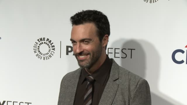 """reid scott at the """"veep"""" panel - paleyfest 2014 at dolby theatre on march 27, 2014 in hollywood, california. - the dolby theatre stock videos & royalty-free footage"""