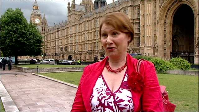 relative of patients who died in stafford hospital win right to public inquiry england london ext julie bailey interview sot - stafford england stock videos and b-roll footage