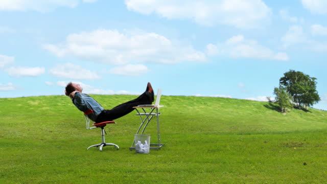 Relax Business Grass Hill
