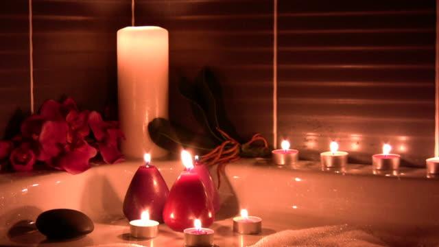 Relaxamento do banho