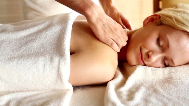 relaxation like this is worth every cent! - spa treatment stock videos & royalty-free footage