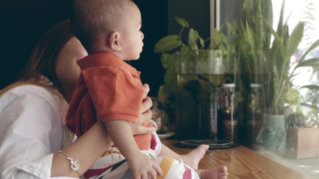 relaxed parenting - realisticfilm stock videos and b-roll footage