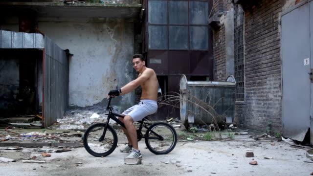 Entspannung am Fahrrad