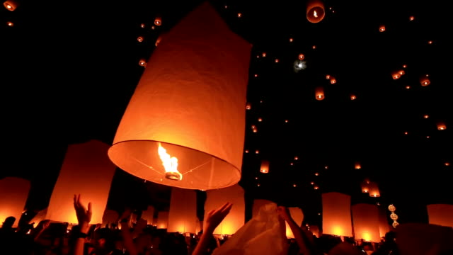 Release Floating Lantern Part A.
