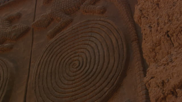 relief carving in africa - relief carving stock videos & royalty-free footage