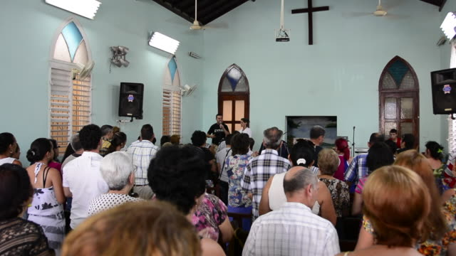 Religion is booming on the Caribbean island As it is usual in places with economic problems all kind of religions are noticeably increasing in the...