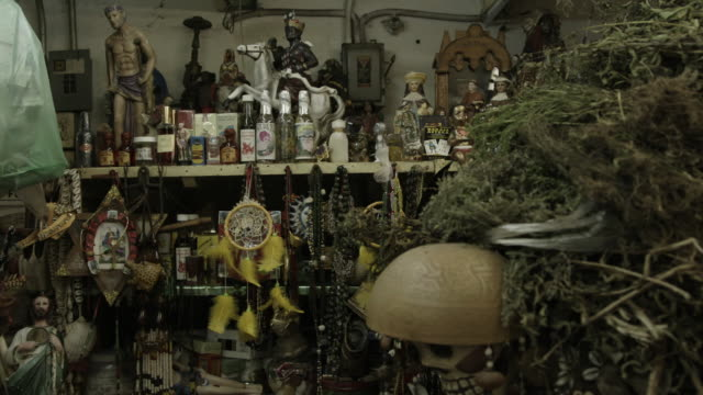 religious artifacts found in store, mexico - afterlife stock videos and b-roll footage