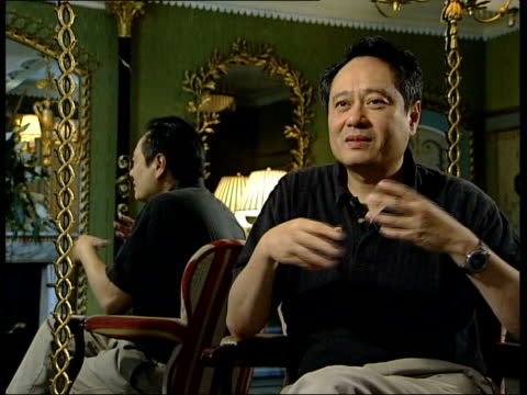 Remakes of 70's TV series/Ang Lee interview ITN Ang Lee interviewed SOT you have to deliver serious box office Yes indeed but at same time they think...