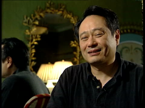 Remakes of 70's TV series/Ang Lee interview ITN Ang Lee interviewed SOT I was desperate to show them what it should be like they begged me to put on...