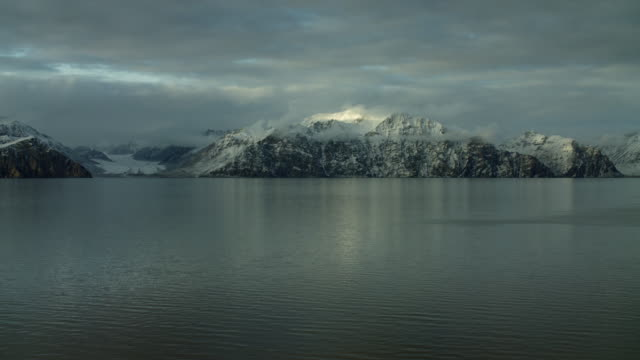 Remote Bylot Island In Canadian Arctic