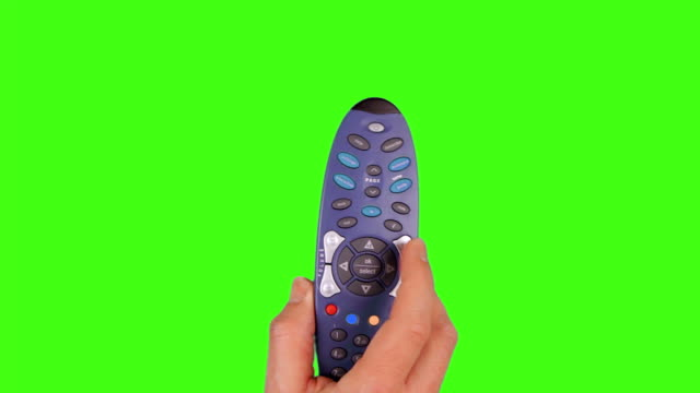 tv remote channel surfing. hd - keyable stock videos & royalty-free footage