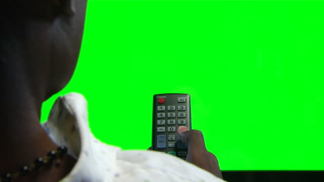 remote control tv - multiple presses - rear view stock videos & royalty-free footage