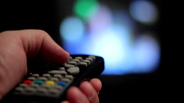 remote control - television industry stock videos & royalty-free footage