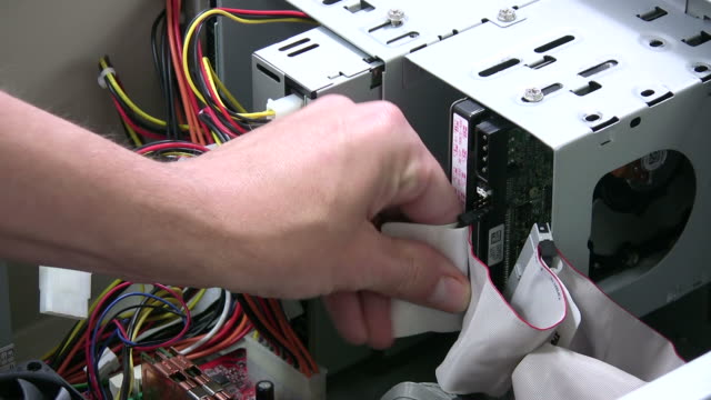 Removing a Disk Drive